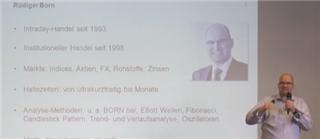 Traden mit Rudiger Born (Born Traders).