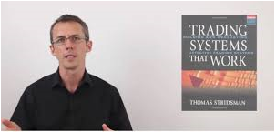 Trader Thomas Stridsman und Buch Trading Systems that Work.